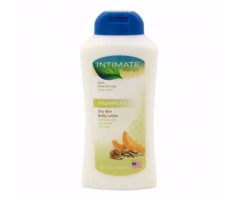 INTIMATE THERAPY-VITAMIN A+E-DRY SKIN BODY LOTION