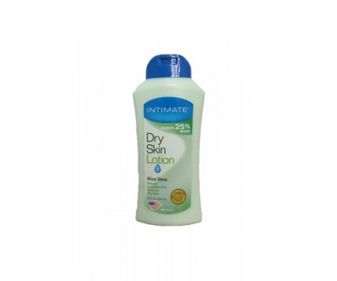 INTIMATE THERAPY-ALOE VERA-DRY SKIN BODY LOTION